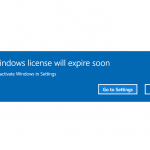 windows license
